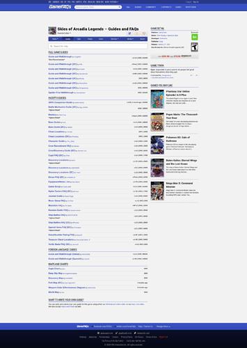Screenshot_2020-08-16 Skies of Arcadia Legends FAQs, Walkthroughs, and Guides for GameCube - GameFAQs