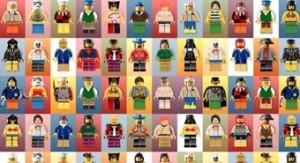 The Legion of Lego